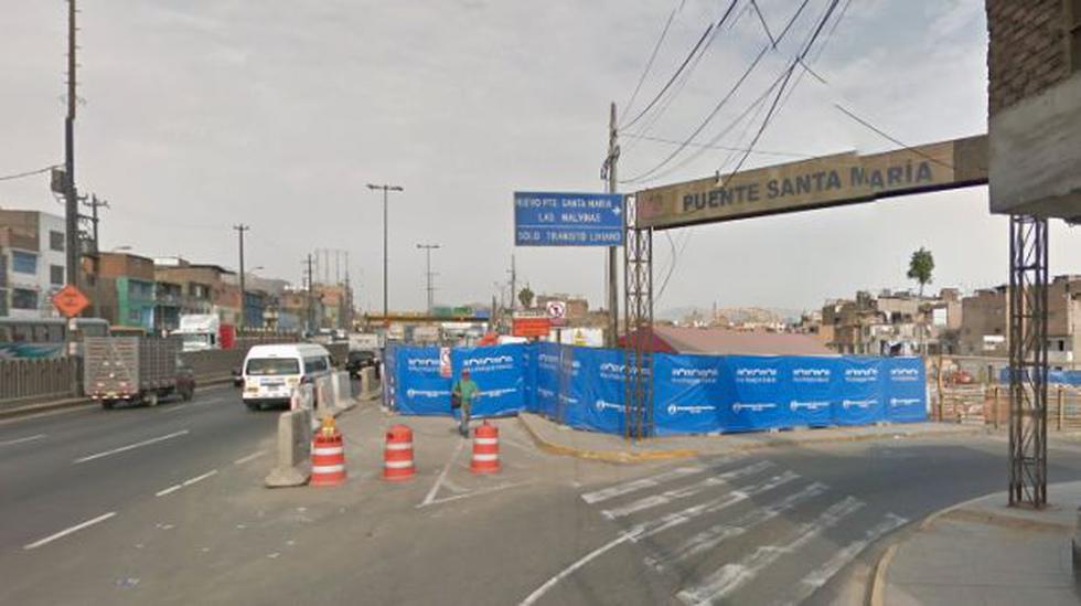 Un carril de la Vía de Evitamiento será cerrado por obras - 1