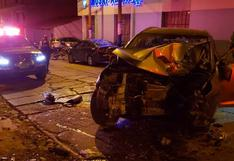Abancay: Policía pierde la vida en accidente de tránsito