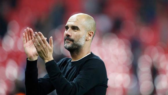Pep Guardiola es uno de los técnicos más importantes de Europa. (Foto: AP)