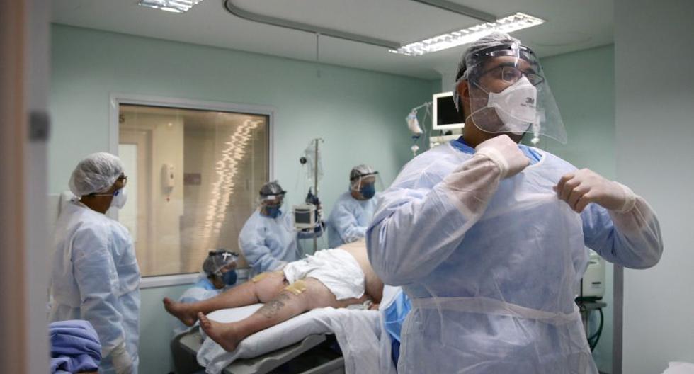 Coronavirus en Brasil | Últimas noticias | Último minuto: reporte de infectados y muertos hoy, lunes 30 de noviembre del 2020 | Covid-19 | (Foto: REUTERS/Diego Vara).