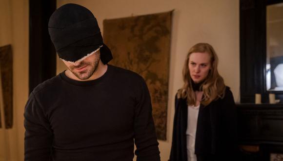 "Escenas de la tercera temporada de ""Daredevil"". (Foto: Netflix)"