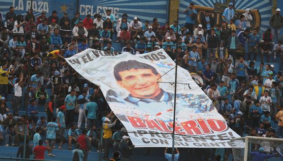El fallecido ex portero de Sporting Cristal Julio César Balerio hubiese cumplido 61 años la semana que pasó. (Foto: Archivo Depor)