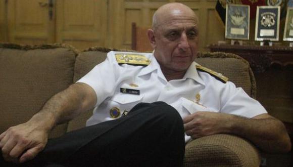 Un grupo de generales de la PNP afirmó que José Cueto solicitó resguardo para la casa de López Meneses. El almirante lo ha negado. (Foto archivo El Comercio)