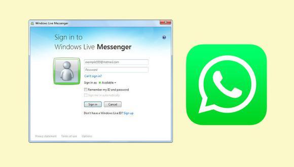 ¿Quieres convertir WhatsApp Web en el clásico Messenger Live? Prueba este truco.