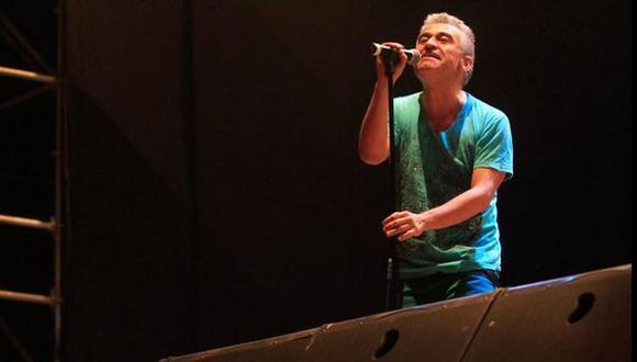 Jorge González volvió a cantar tras accidente cerebrovascular