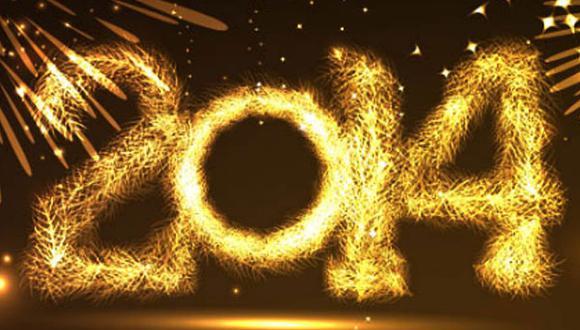 Feliz Año Nuevo: estos son los propósitos de nuestros lectores para el 2014