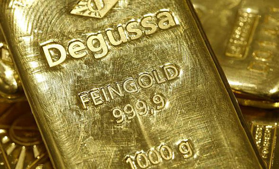 El oro subió la semana pasada a US$ 1,346.73, su máximo valor en 10 meses. (Foto: Reuters)