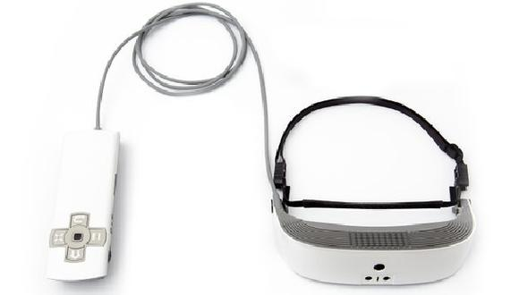 Esta tecnología tiene un precio muy elevado. La última versión del visor cuesta 10.000 dólares. (Foto: eSight)