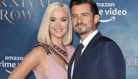 Orlando Bloom sorprende a Katy Perry por el Día de la Madre. (Foto: Instagram @katyperry)