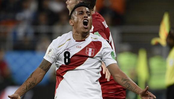 Christian Cueva fue pedido por el entrenador de Independiente desde 2018. (Foto: AFP)