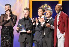 "Emmy: ""Queer Eye"" de Netflix ganó premio a Mejor reality"