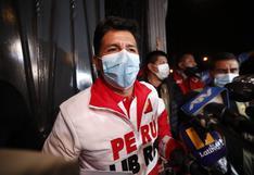 Pedro Castillo señaló que el próximo sábado a las 3 de la tarde continuará con sus actividades, sin mencionar un posible debate