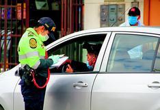 Licencia de conducir: ¿Con cuántos puntos acumulados el brevete queda suspendido?