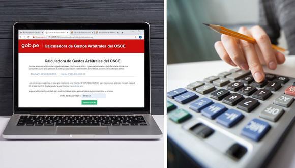 La nueva herramienta virtual de OSCE está disponible en https://www.gob.pe/10640. (Foto: GEC)