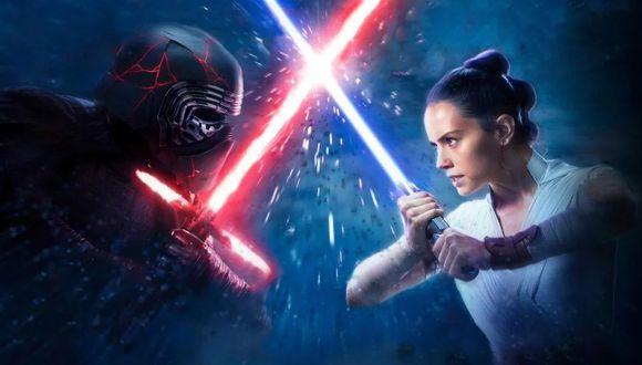 """""""Star Wars: The Rise of Skywalker"""" llega en formato digital en medio de cuarentena por coronavirus. (Foto: Disney)"""