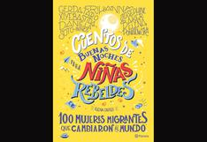 Libros para niños: ¿por qué leer Cuentos de buenas noches para niñas rebeldes 3?