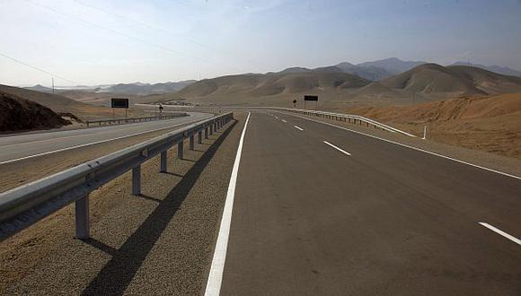 Ositrán informó que la autopista desde Ancón a Pativilca será supervisada por consorcio Ancón 5.