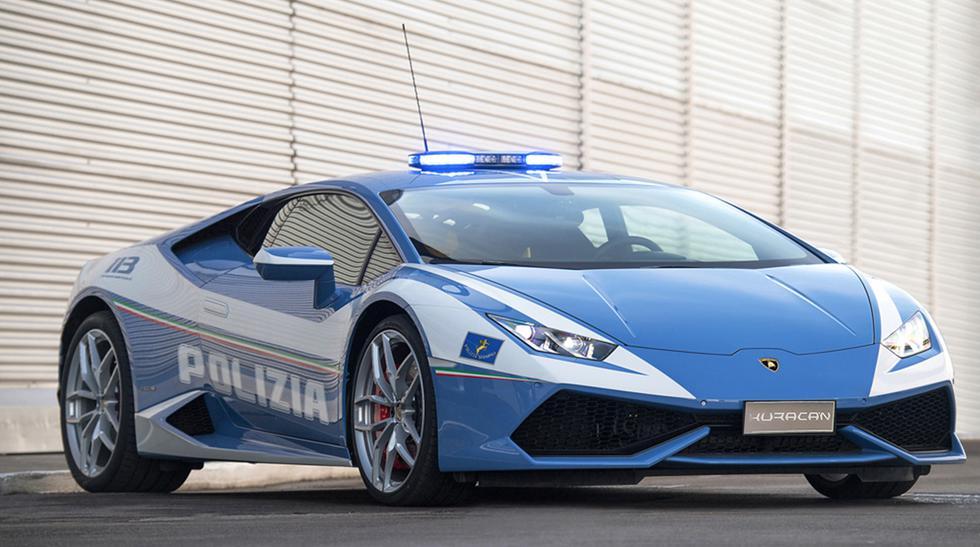 AUTO POLICÍA