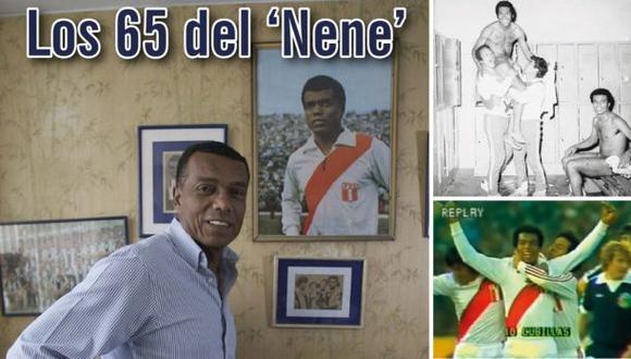 Cubillas cumple 65 años: vea el legado del 'Nene' en el fútbol