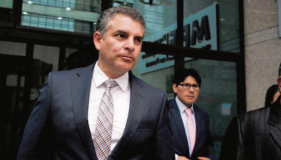 El fiscal Rafael Vela resaltó la necesidad de avanzar en los procesos de sanción contra investigados. (Foto: EFE)