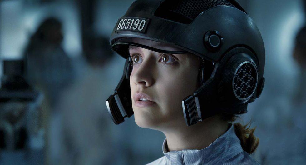 "Olivia Cooke en escena de ""Ready Player One"". (Foto: AP)"