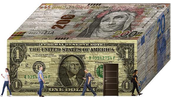 """""""Empezando por lo positivo: la visión sobre la economía de mercado que tienen los jóvenes pareciera ser muy alentadora. Ante la pregunta de quién debe determinar los precios en una economía, un abrumador 78% considera que debe ser el mercado"""". (Ilustración: Giovanni Tazza)"""