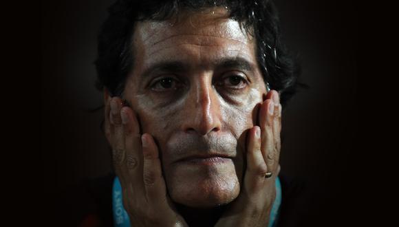 Mario Salas, DT de Alianza Lima. (Foto de archivo: AFP/ Año 2013)