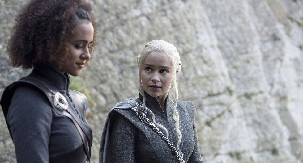 """""""Game of Thrones"""" llegó a su final en mayo del 2018. (Fuente: Captura de pantalla)"""