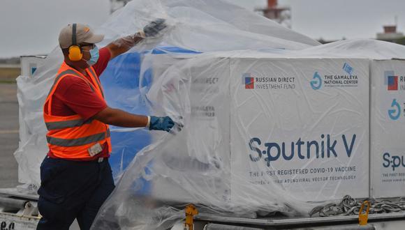 Austria negocia la entrega de un millón de dosis de la vacuna rusa Sputnik V contra el coronavirus. (Foto referencial, Federico PARRA / AFP).