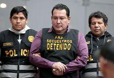 Félix Moreno: papel hallado en la basura fue clave para la captura del exgobernador regional del Callao
