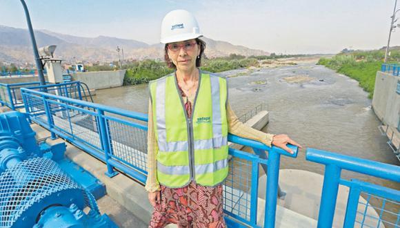Lima tiene reservas de agua para afrontar posible emergencia