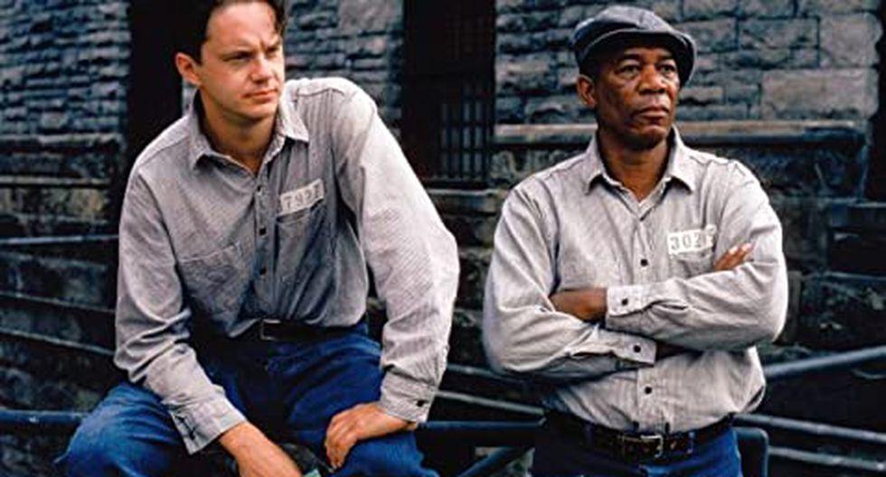 The Shawshank Redemption - 30 de abril