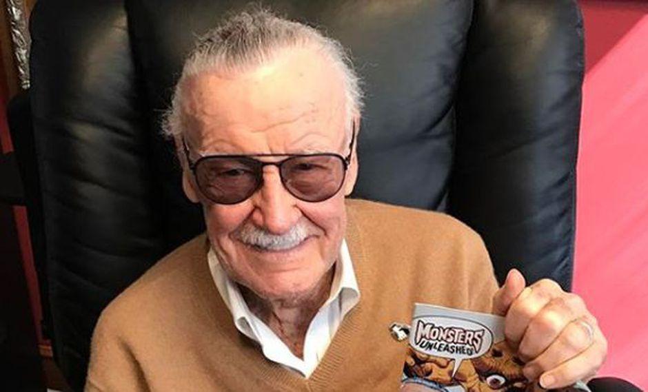 Stan Lee tiene 95 años de edad. (Foto: Instagram)
