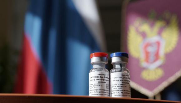 Rusia quiere la aprobación de Europa para su vacuna Sputnik V contra el coronavirus. (EFE).