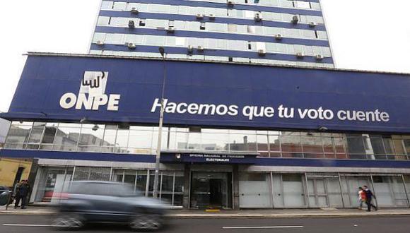 Se han adquirido 36 kits electorales para constituir partidos
