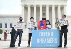 """""""Dreamers"""" celebran nominación de Alejandro Mayorkas como secretario de Seguridad Nacional de EE.UU."""
