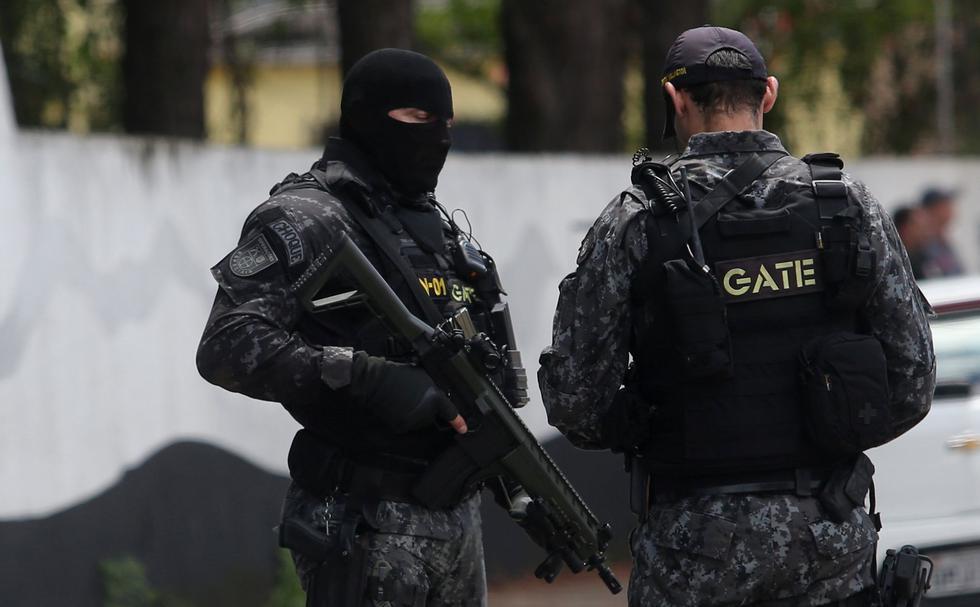 Brasil | Suzano | Dos ex alumnos matan a 8 personas y se suicidan en colegio de Sao Paulo (Foto: Reuters).