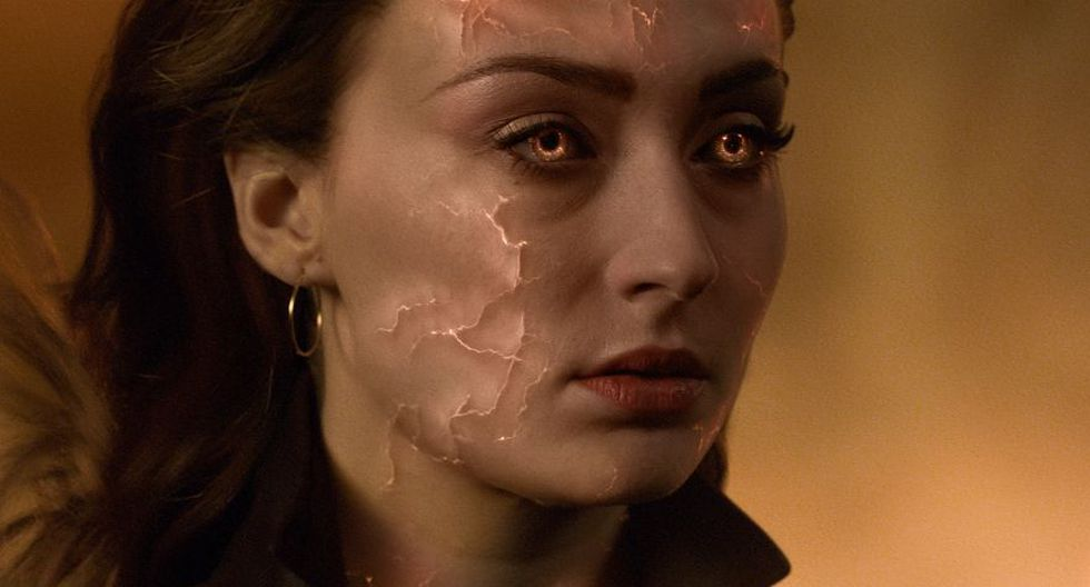 El filme protagonizado por Sophie Turner fue concebido como el final de esta saga. (Foto: Fox)