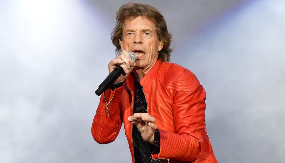 """El artista Mick Jagger cumple 78 años este 26 de julio y se mantiene vigente de la mano de """"The Rolling Stones"""". (Foto: AFP)"""