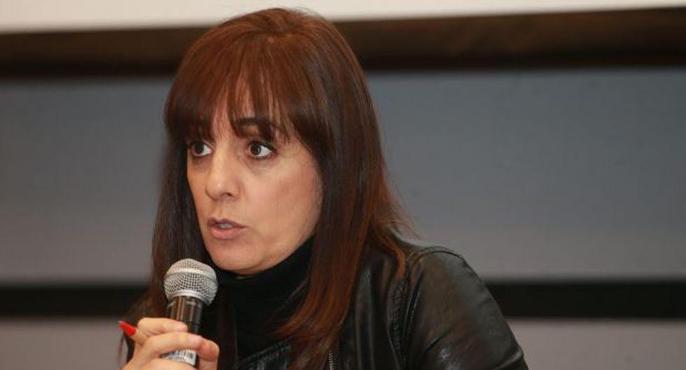 Patricia del Río es una de las más destacadas periodistas del país. (Foto: El Comercio)