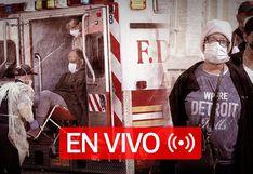 Coronavirus USA | Últimas noticias EN DIRECTO | Casos y muertos de Covid-19 en EE.UU., hoy 05 de junio