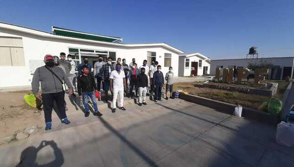 INPE: más de 150 internos obtuvieron su libertad por deshacinamiento en penales de la región Sur (Foto: INPE)