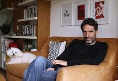 """Diego Otero: """"Aún hay una actitud un poco solemne en relación con lo que se puede hacer con la poesía"""""""