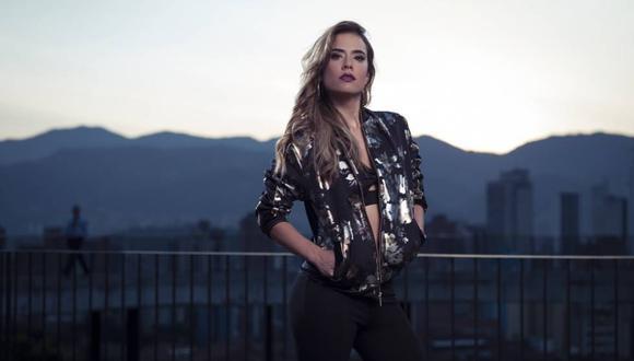 Carolina Ramírez interpreta a Yeimy Montoya, una mujer talento, inteligente y carismática. (Foto: Caracol TV)