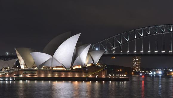 En su primer retroceso en nueve años, la economía australiana se contrajo de enero a marzo un 0,3%. (Archivo/PETER PARKS / AFP)
