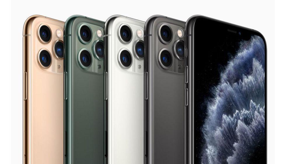 Sin dudas, el espacio para colocar su triple cámara trasera es la parte más llamativa del nuevo diseño del iPhone 11 Pro Max de Apple.