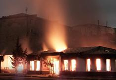 Bombardeo en una zona residencial de la segunda ciudad de Azerbaiyán