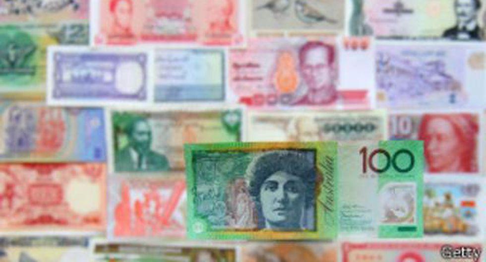 Lo que el color de los billetes dice sobre un país - 2