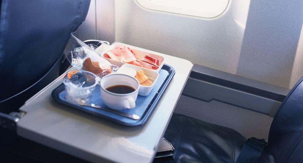¿Pedirías comida de avión por delivery? En Alemania lo hacen