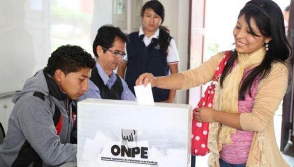 En la capital peruana también se encuentran los distritos con mayor cantidad de ciudadanos hábiles para sufragar, según el Reniec. (Foto: archivo)